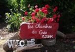 Location vacances  Somme - Gite du grès rouge de Beauval-2