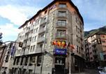 Hôtel Andorre - Kyriad Andorra Comtes d'Urgell-1