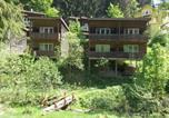 Location vacances Neustadt am Rennsteig - Ferienhaus Bad Hundertpfund-2