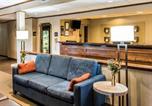 Hôtel Ardmore - Comfort Inn & Suites Ardmore-2