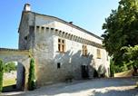 Location vacances Saint-Urcisse - Holiday home Chateau D Agen I-2
