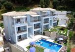 Location vacances Parga - Mediterraneo Apartments-1