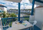 Hôtel Bord de mer d'Urrugne - Résidence Mer & Golf Fort Socoa-4