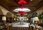 Hôtel Harbiye - Divan Istanbul-1