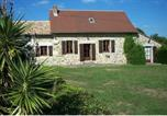 Location vacances Saint-Front-la-Rivière - Holiday Home Beynac Cottage Saint Saud Lacoussiere-4
