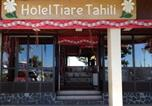 Hôtel Polynésie française - Hotel Tiare Tahiti-4