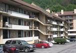 Hôtel Gatlinburg - Leconte View Motel
