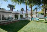 Location vacances Palm Springs - Lagoon Pool Under the Palms House-2