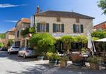 Hôtel Puy-l'Evêque - Hostellerie de Goujounac-1