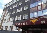 Hôtel Bydgoszcz - Hotel Pomorski-4