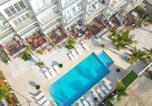 Hôtel Oranjestad - Las Islas #12-3