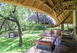Location vacances  Zimbabwe - Lokuthula Lodge-1