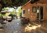 Camping avec Piscine couverte / chauffée Esparron-de-Verdon - Camping L'Oasis du Verdon-2