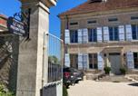 Hôtel Comberjon - Le vieux presbytère-1