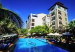 Hôtel Mũi Né - Novela Muine Resort & Spa-1