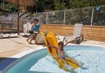 Camping avec WIFI Barbières - Camping Coeur d'Ardèche -3