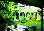 Hôtel Mexique - Iguana Hostel-4