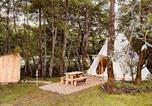 Camping Saint-Honoré-les-Bains - Écodomaine &quote;La Rêverie&quote;-1