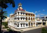 Hôtel Rockhampton - Criterion Hotel Rockhampton