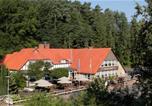 Hôtel Küsten - Ferien- und Wellnesshotel Waldfrieden