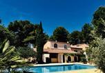 Villages vacances Saint-Saturnin-lès-Apt - Villa Aix-en-Provence Roque Blanc-1