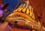 Villages vacances North Las Vegas - Four Queens Hotel and Casino-3