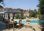 Location vacances Norwich - The Old Rectory Restaurant with Rooms-3