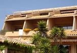Hôtel Bormes-les-Mimosas - Hôtel Les Palmiers-1