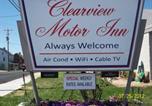 Hôtel Gettysburg - Clearview Motor Inn-2