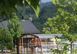 Camping avec Hébergements insolites Boussac-Bourg - Village des Monédières-4