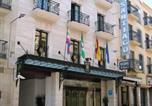 Hôtel Canena - Santiago-1