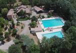 Camping avec Piscine Castillon-Massas - Camping Moulin de Mellet-4