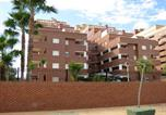 Location vacances  Castellon - Apartment with 2 bedrooms in Oropesa with shared pool and Wifi-2