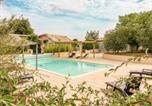 Location vacances Bergerac - Quaint Holiday Home in Saint-Nexans with Jacuzzi and Pool-2