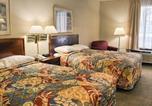 Hôtel Richmond - Rodeway Inn Richmond-2