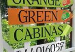 Hôtel Puerto Viejo - Orange Green Cabinas-1
