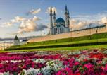Location vacances Kazan - Apartments on Ostrovskogo 9-1