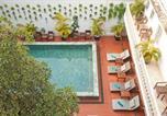 Hôtel Phnom Penh - Teahouse Asian Urban Hotel-4