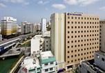 Hôtel Naha - Daiwa Roynet Hotel Okinawa-Kenchomae-3