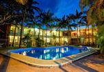 Hôtel Coffs Harbour - Ocean Paradise Motel & Holiday Units