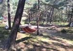 Camping  Acceptant les animaux Pologne - Your Camp Amw Rewita Kormoran przyczepa Tabbert Princessa-3