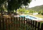 Camping avec Site nature Fenouillet - Camping La Soleia d'Oix-4