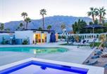 Location vacances Desert Hot Springs - Bubble Gum Modern-1