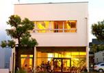 Hôtel Takamatsu - Kinco. hostel+cafe Takamatsu, Setouchi-4