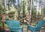 Location vacances Oakhurst - Cabin #78 Ox Yoke-1