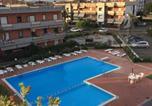Location vacances Mascali - Taormina Mare Piscina Fondachello-1