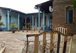 Location vacances  Cuba - La Mansion del Dr. Hernandez Pina Remedios-1