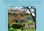 Location vacances Le Vieux-Cérier - Domaine Charente - Cottage Charente-1
