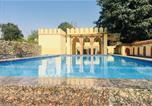 Hôtel Pushkar - Sajjan Bagh Heritage Resort-1
