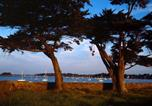 Camping avec Piscine couverte / chauffée Morbihan - Camping Sites et Paysages De Penboch-2